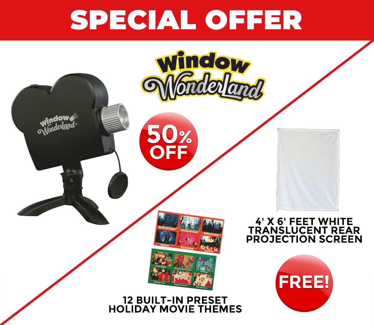 window-wonderland special offer