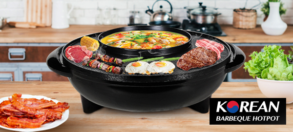 Korean Barbeque Hotpot