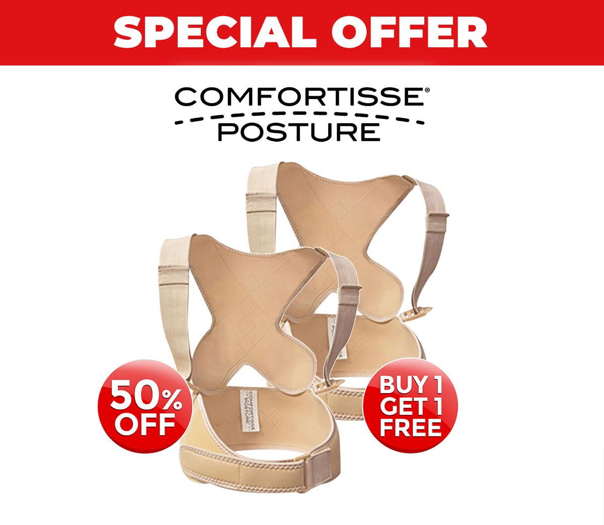 comfortisse-posture-special-offer
